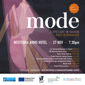 MODE Monaghan Women in Business Made in Monaghan